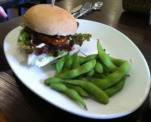 "VegiLicious - Grilled Teriyaki ""Chicken"" Sandwich | A Vegan in Progress"